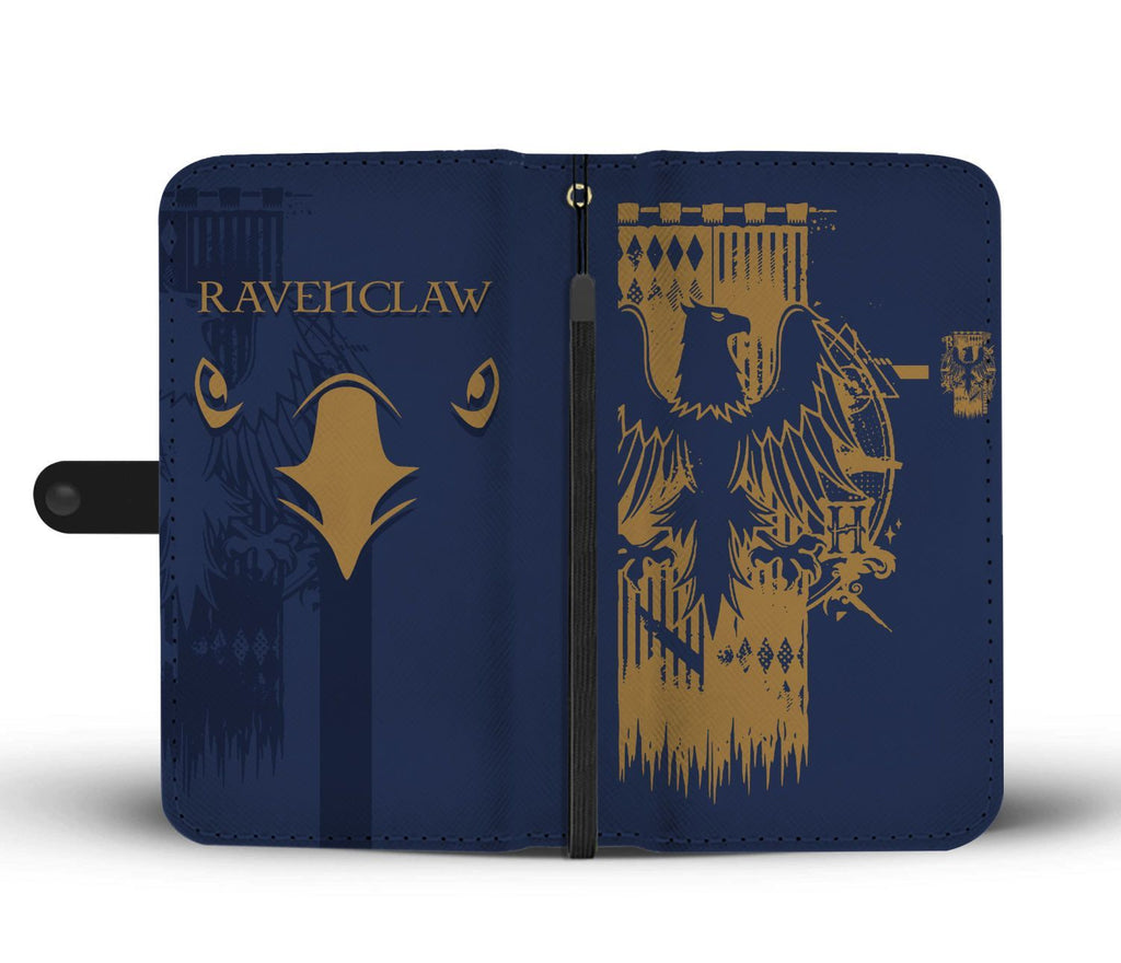 Quidditch Ravenclaw Harry Potter Wallet Case