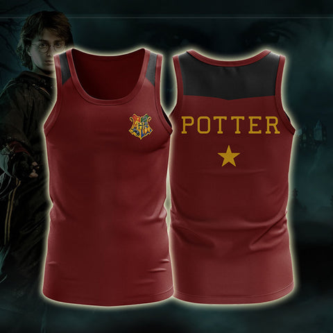 Harry Potter Triwizard Tournament (Potter) 3D Tank Top