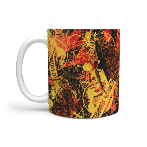 Image of Jurassic Park New White Mug