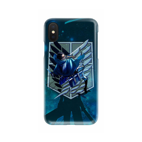 Image of Attack On Titan Levi Phone Case