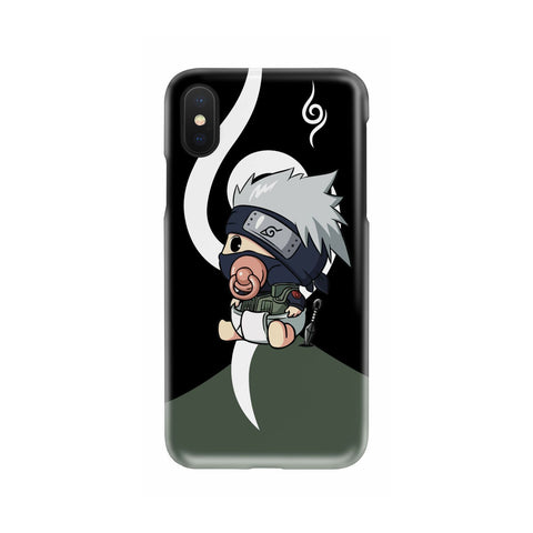 Image of Naruto Baby Kakashi Phone Case