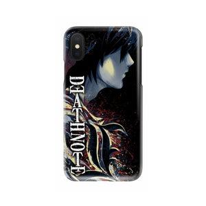 Death Note L Lawliet Phonecase