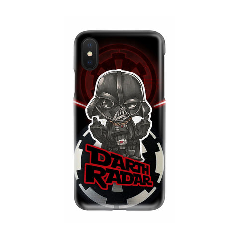 Star Wars Imperial Darth Vader Middle Finger's Up Phone Case