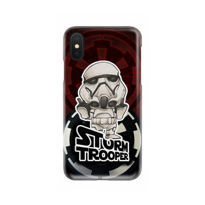 Star Wars Imperial Stormtrooper Middle Finger's Up Phone Case