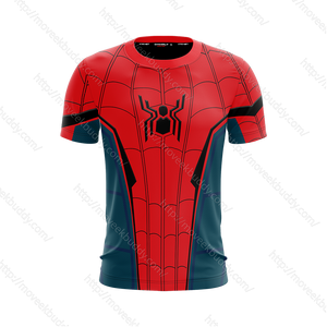 Spider-Man: Far From Home 2019 Cosplay Unisex 3D T-shirt