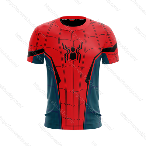 Far From Home 2019 Cosplay Unisex 3D T-shirt