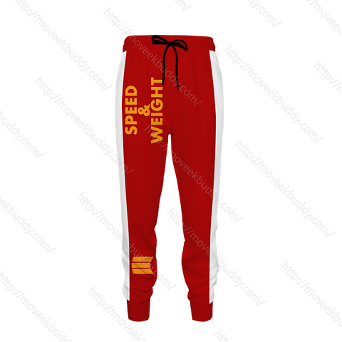 Image of Tekken Slim Bob Cosplay Jogging Pants