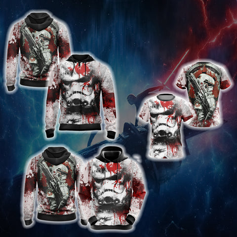 Star Wars: The Empire Unisex 3D T-shirt