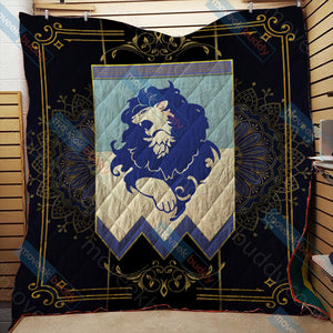 Fire Emblem - The Blue Lions 3D Quilt Blanket