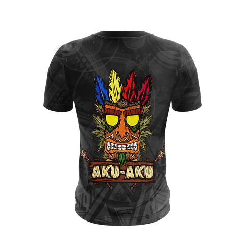 Image of Crash Bandicoot - Aku Aku Unisex 3D T-shirt