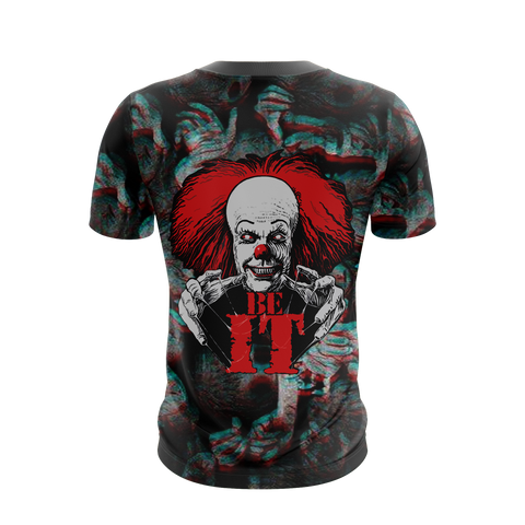 Image of Don't Dream It Be It Halloween Unisex 3D T-shirt