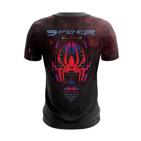 Image of Spider-Man Game Mode Unisex 3D T-shirt