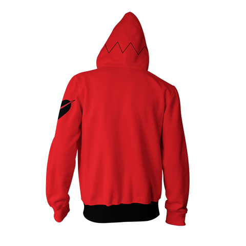 Image of Persona 5 Soul Of Rebellion Cosplay Zip Up Hoodie Jacket