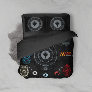 Magic: The Gathering Ornaments 3D Bed Set