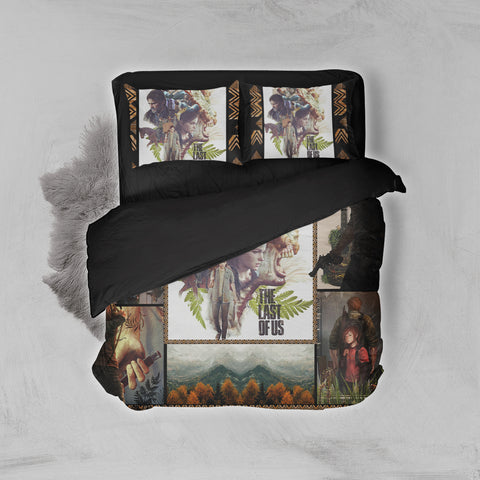 The Last Of Us Complication 3D Bed Set
