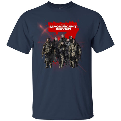 Image of The Magnificent Seven Game Of Thrones Version T-shirt
