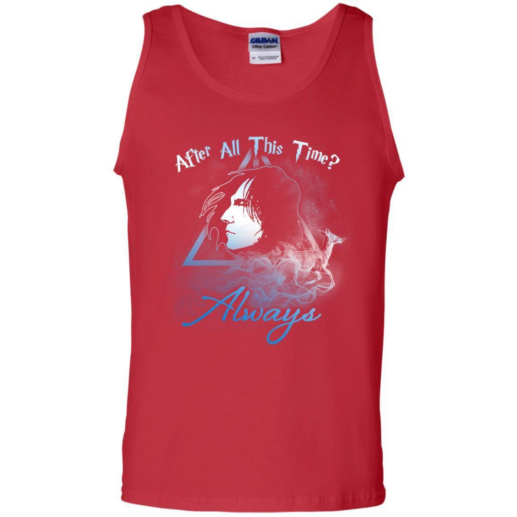 After All This Time Always Harry Potter Fan T-shirtG220 Gildan 100% Cotton Tank Top