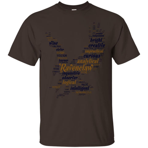 Image of Ravenclaw House Harry Potter Fan ShirtG200 Gildan Ultra Cotton T-Shirt