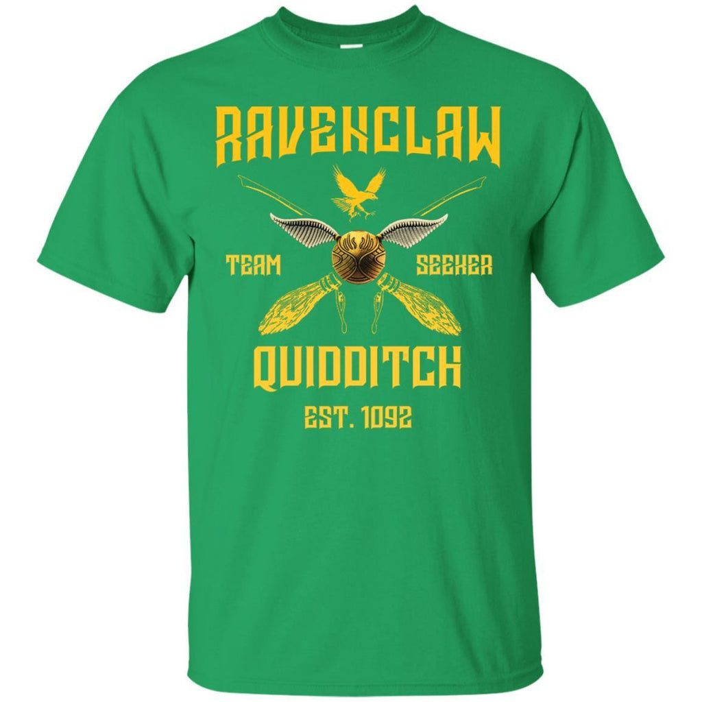 Ravenclaw Quiddith Team Seeker Est 1092 Harry Potter ShirtG200 Gildan Ultra Cotton T-Shirt