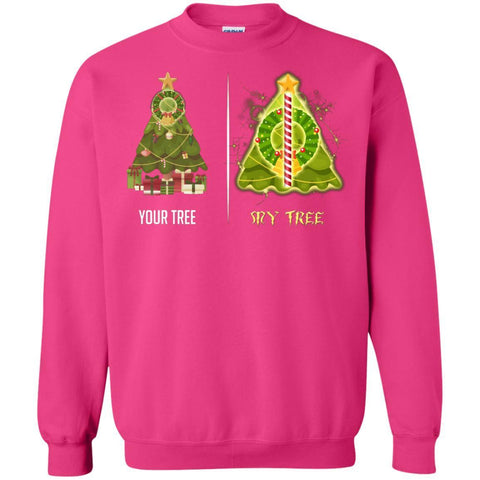 Image of Harry Potter Christmas Tree Shirt