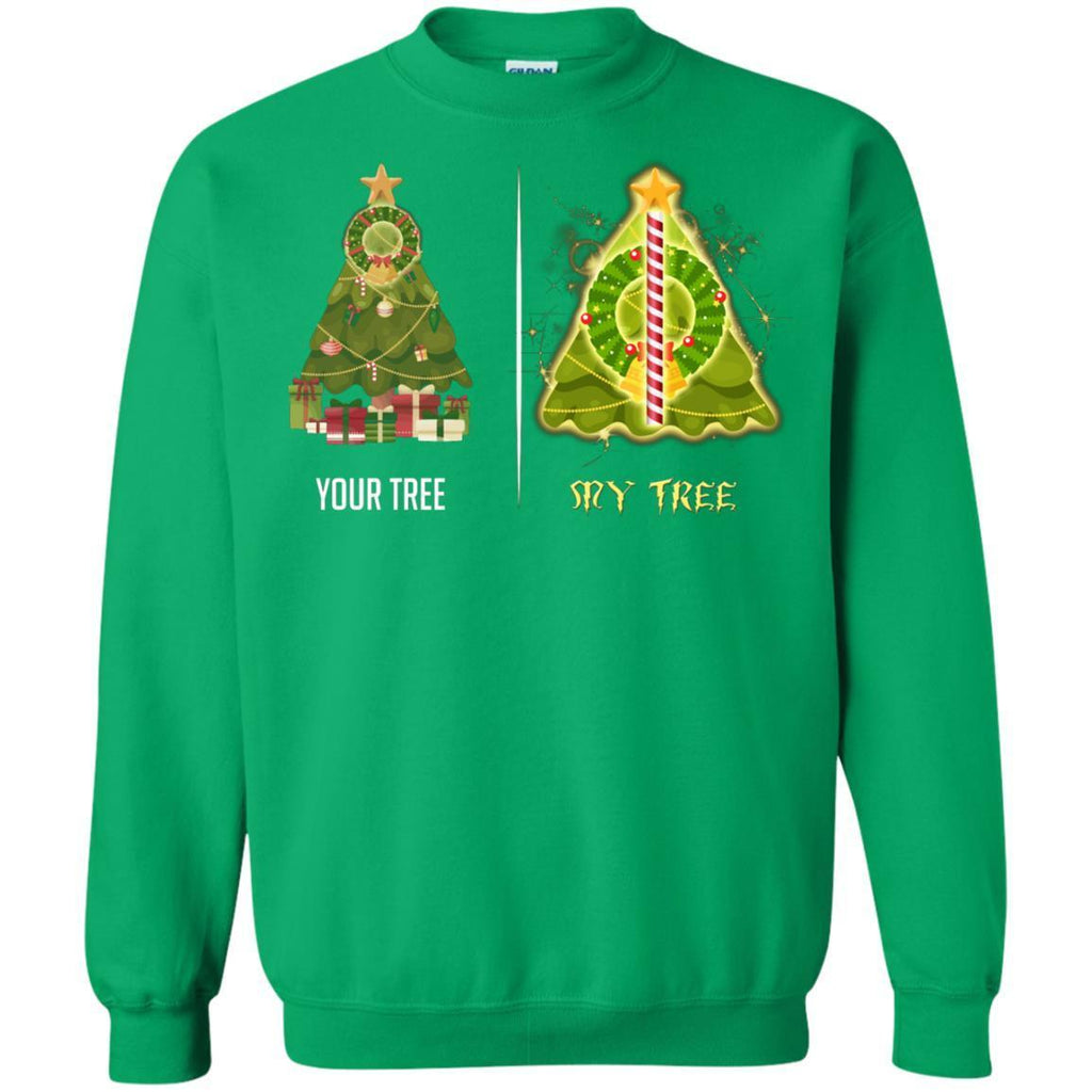Harry Potter Christmas Tree Shirt