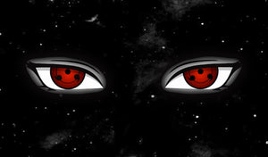 Naruto Sharingan Eyes Cover