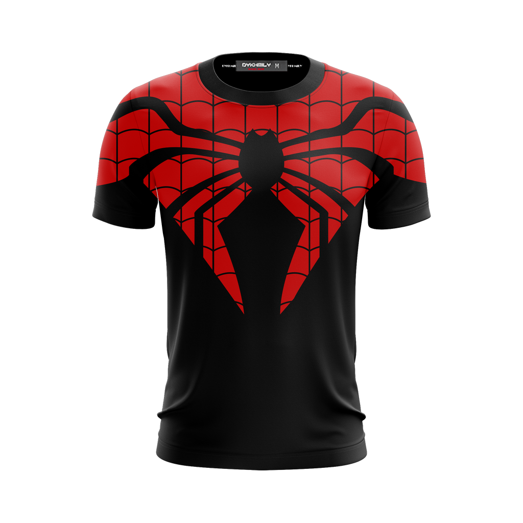 The Superior Spider-Man Cosplay Unisex 3D T-shirt