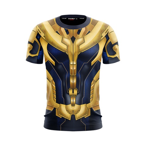 Image of Thanos Cosplay Unisex 3D T-shirt