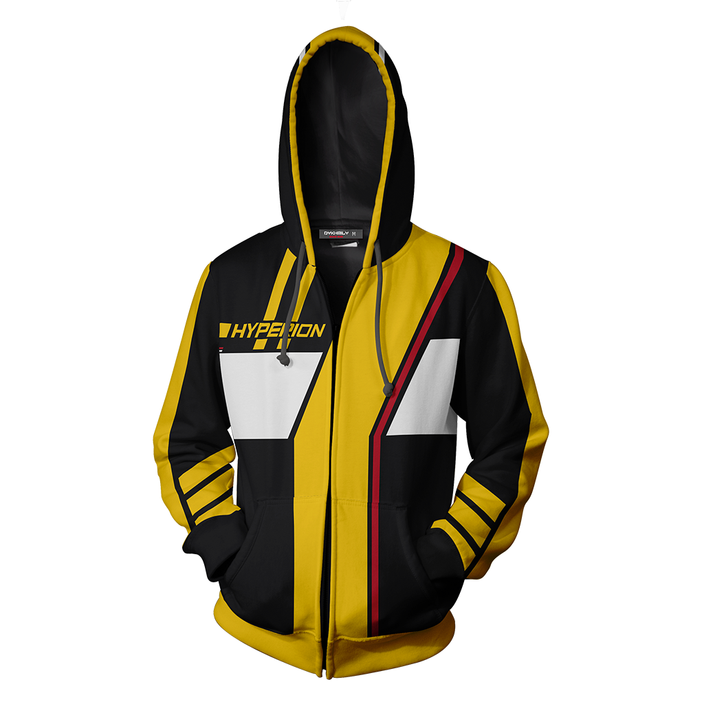 Borderlands Hyperion Zip Up Hoodie