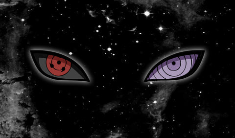 Image of Naruto Sharingan New Version Eyes Cover