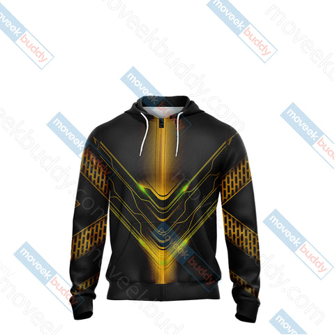 Fire Emblem Version 3 Unisex Zip Up Hoodie Jacket