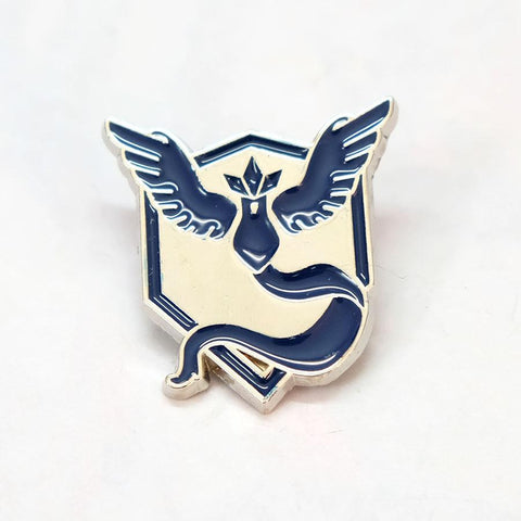Image of Pokemon Go Team Badge Pins
