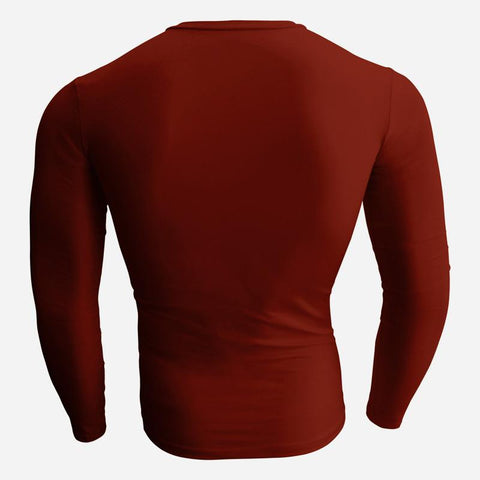 Image of The Flashman Cosplay Long Sleeve Compression T-shirt