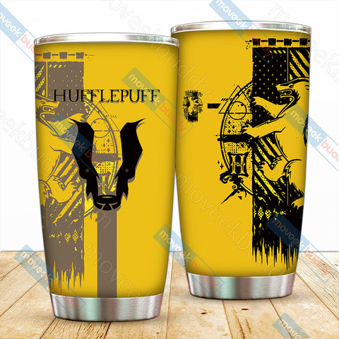 Image of Quidditch Hufflepuff Harry Potter New Look Tumbler