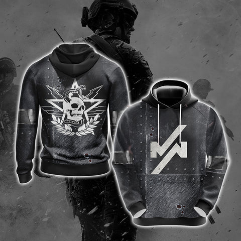 Image of Call of Duty Modern Warfare Unisex 3D Hoodie