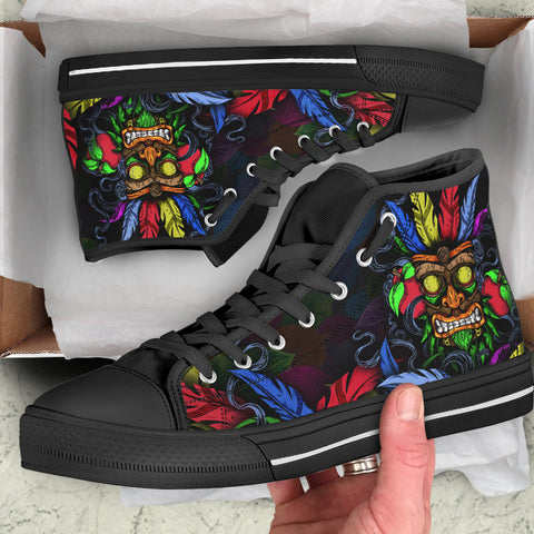 Crash Bandicoot Aka Aka High Top Shoes