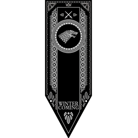 Game Of Thrones Flag Home Decor