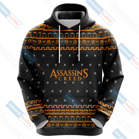 Image of Assassin's Creed - Origins Knitting Style Unisex 3D Hoodie