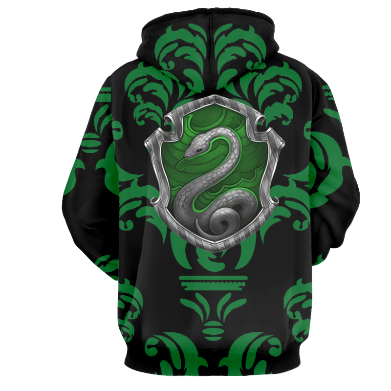 Cunning Like A Slytherin Harry Potter New Collection 3D Hoodie