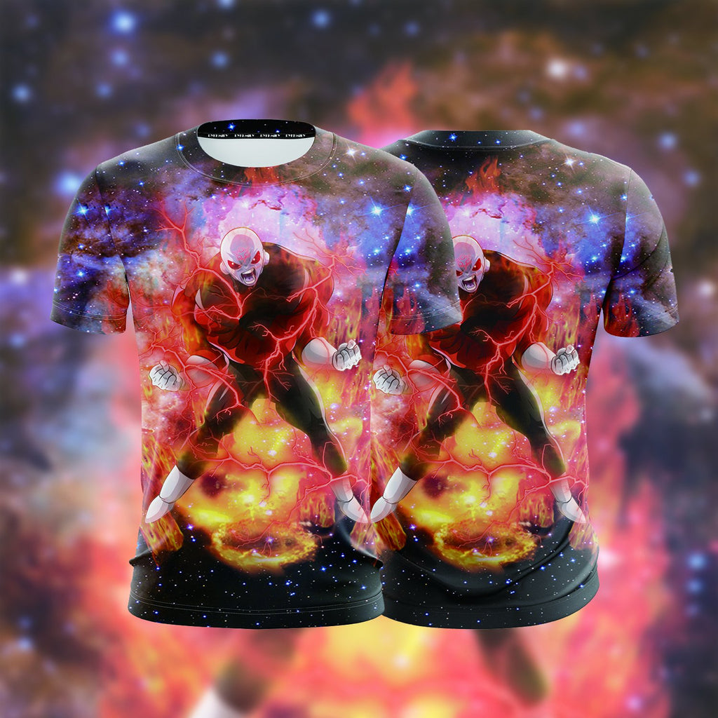 Jiren Dragon Ball Unisex 3D T-shirt