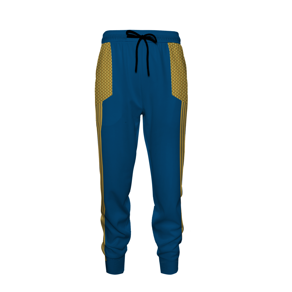 Star Trek: Discovery Uniforms Cosplay Jogging Pants
