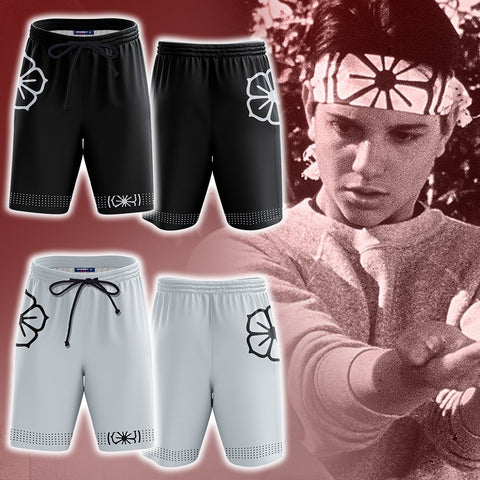 Image of The Karate Kid Daniel LaRusso Beach Short