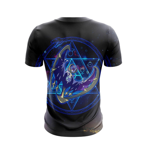 Image of Lunala Pokemon Go Unisex 3D T-shirt