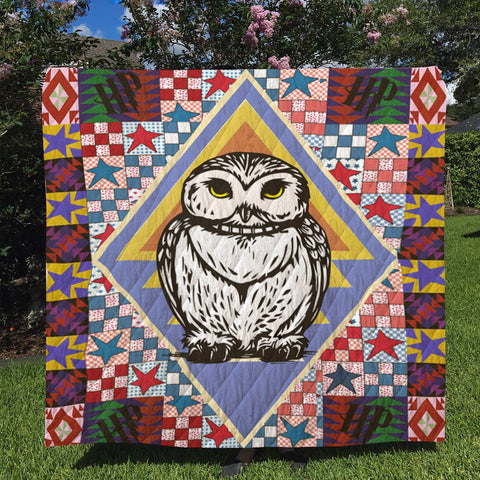 Hedwig Harry Potter 3D Quilt