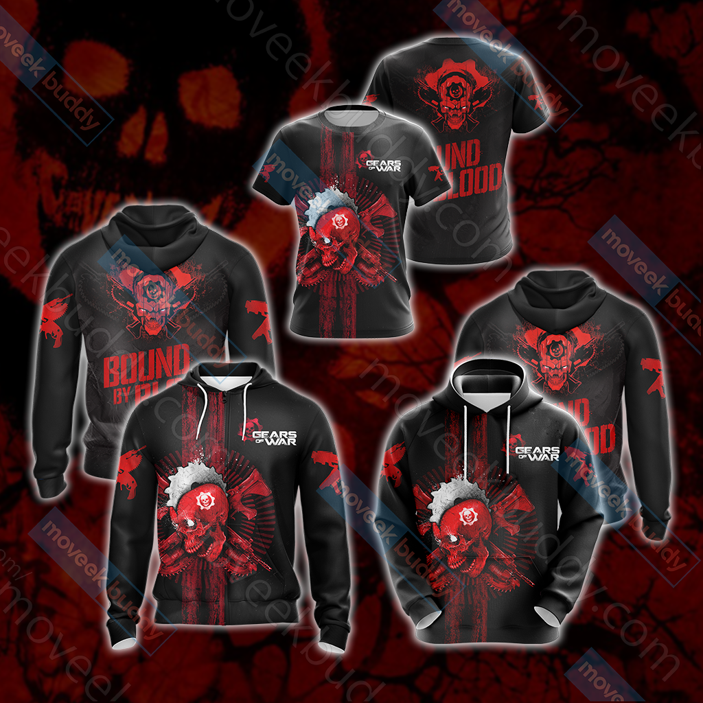 Gears Of War New Style Unisex 3D T-shirt