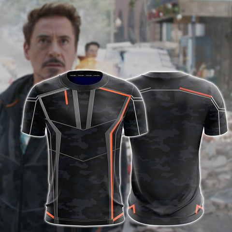 Image of Iron Man (Tony Stark) 3D T-shirt