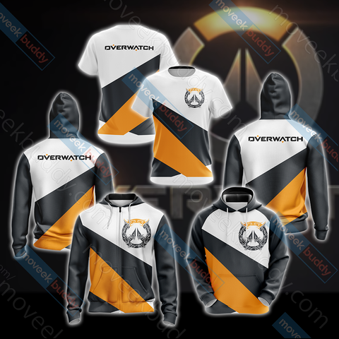 Image of Overwatch New Look Unisex 3D Hoodie