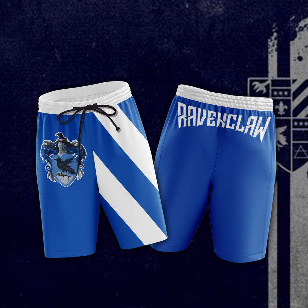 Ravenclaw Harry Potter Beach Short