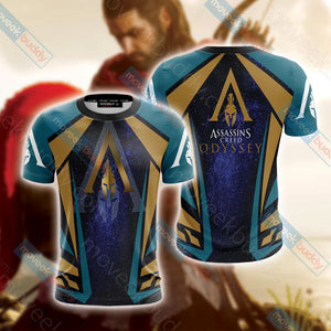 Assassin's Creed Odyssey Unisex 3D T-shirt