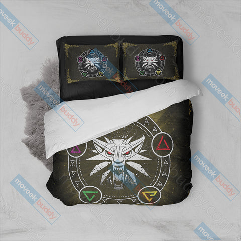 The Witcher Bed Set
